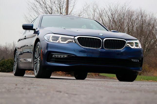BMW 540 xDrive 2017