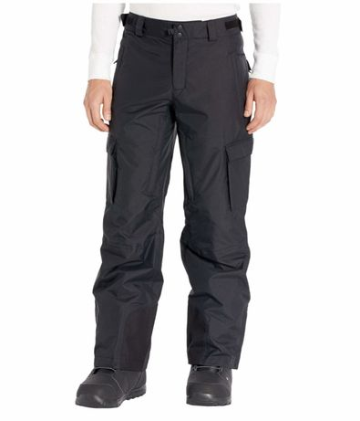 Стильные модные тёплые лыжные штаны подросток размер М 90 см длинна