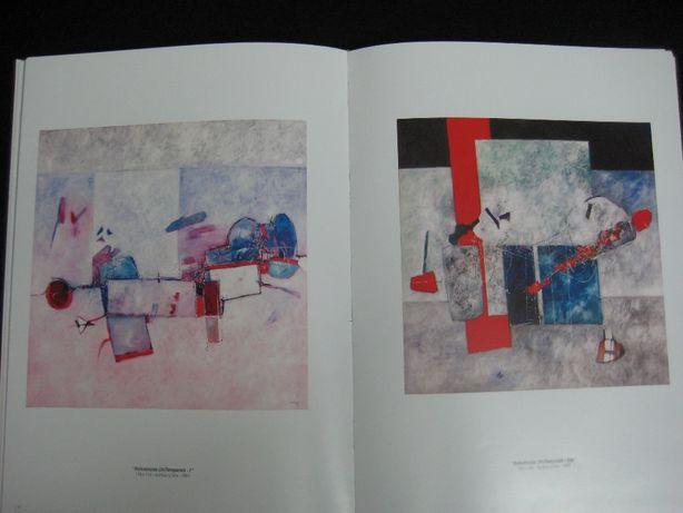 Carlos Lança grande Catálogo Pintura
