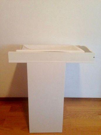 Muda fraldas IKEA + colchão Muda fraldas e capa