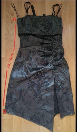 Sukienka damska na zamek rozm. XS/34
