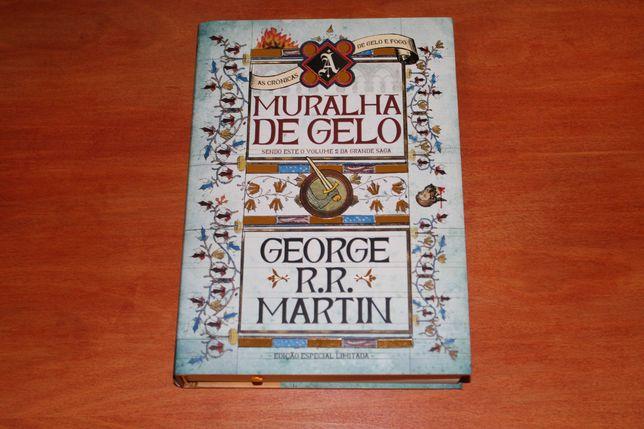 A Guerra dos Tronos A Muralha de Gelo Vol2 ED ESP LTD George RR Martin