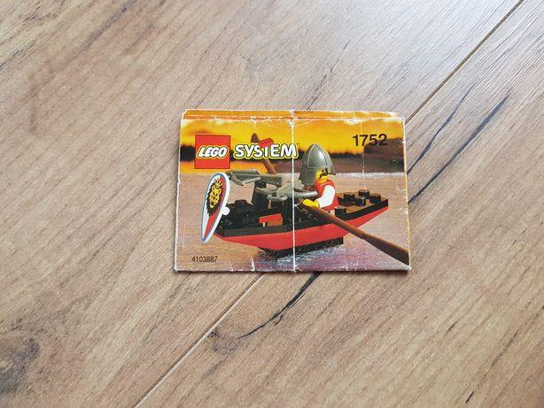 Instrukcja do Lego 1752 castle