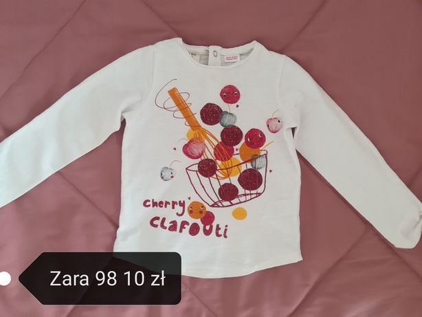 Bluzka Zara 98