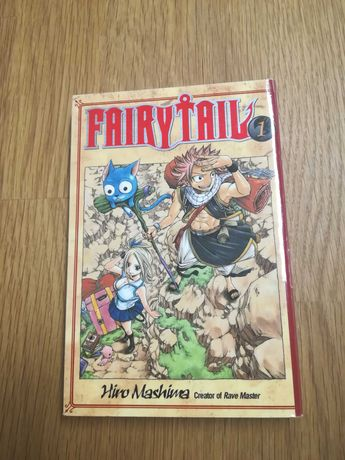 Fairy Tail Vol. 1 - ENG