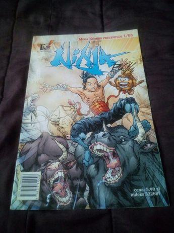 Ninja boy Mega komiks 1/03