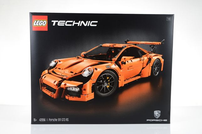 Lego TECHNIC 42056 Porsche 911 GT3 RS NOWY