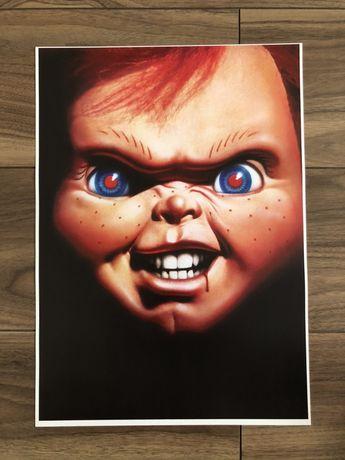 Plakat poster Laleczka Chucky