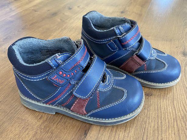 Детские ортопедические демисезонные ботинки Lapsi 27 размер