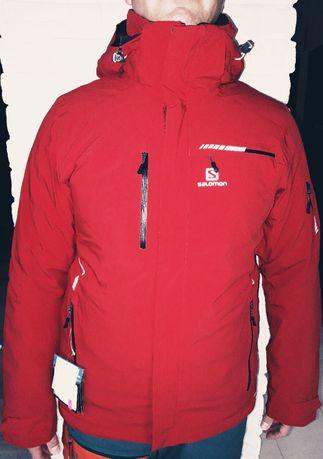 Męska narciarska 20K Salomon Brilliant r. duże S - 50% Paragon/F-VAT
