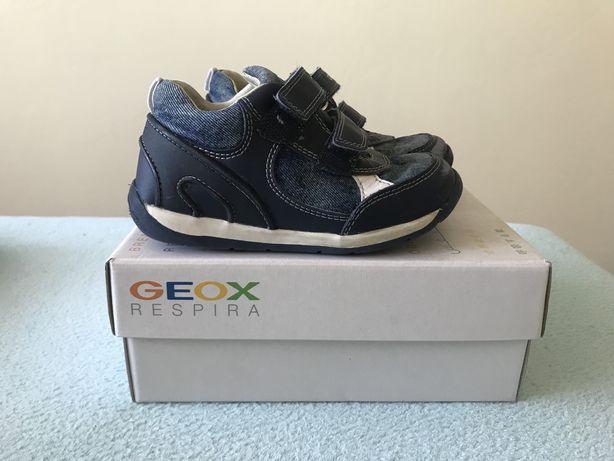 Geox chłopięce sneakersy półbuty adidasy r.25