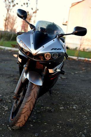 Yamaha R6 RJ09 2003r Zarej w PL