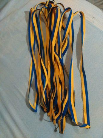 Ленты для медалей.