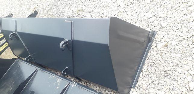 Mocna łyżka łycha do tura 2m euro-ramka Metal Technik dostawa