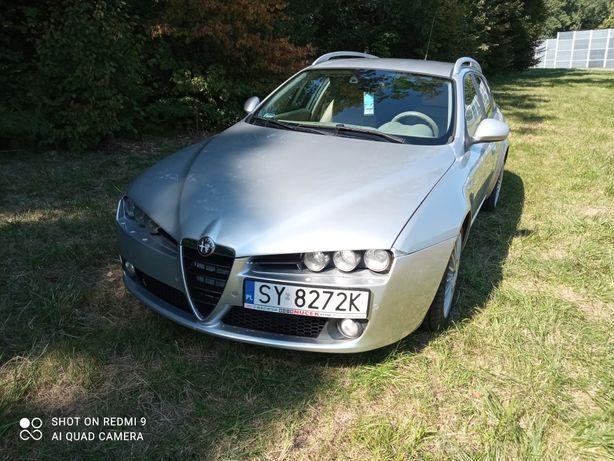 Alfa Romeo 159 (1,9JTDM/16V SPORTWAGON)