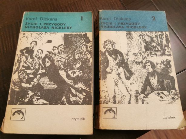 Życie i przygody Nicholasa Nickleby - Karol Dickens