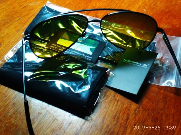 Продам очки фирмы MERRY'S
