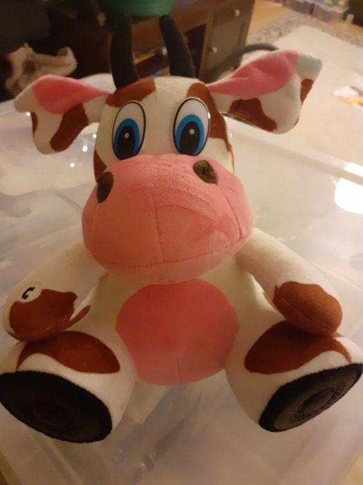 Głośnik  zabawka krowa USB Wrocław - image 1