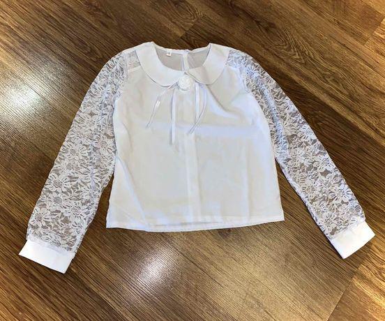 Блуза, блузка для дівчинки у школу