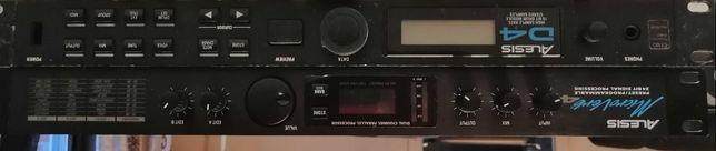 Processador De Efeitos Da Elesis. Módulo Drum D4 Da Alesis