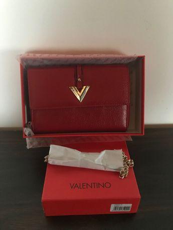 Valentino Portfel ,kopertówka na łańcuszku