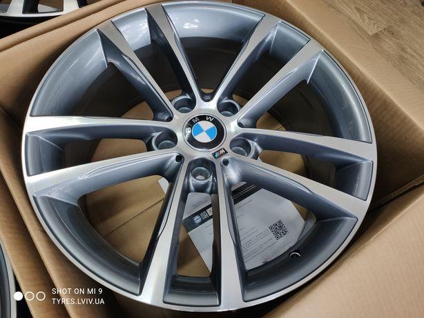 Диски для BMW 5*120 R18 F30 F32 F10 F11 F34 F07 M Style 598