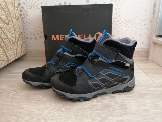 Ботинки merrell 39 размера