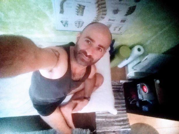Massagem Masculina Relaxamento