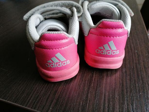 Buciki adidasa dla dziewczynki