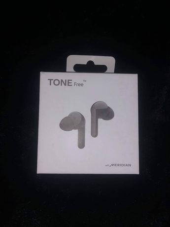 Słuchawki LG TONE Free FN4 (NOWE)