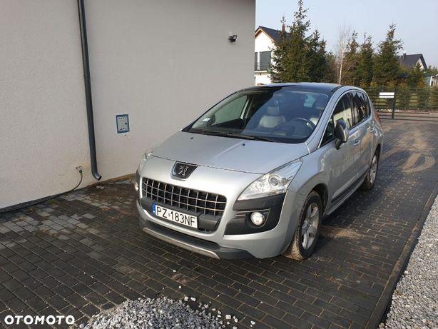 Peugeot 3008 Peugeot 3008 150KM 2009r