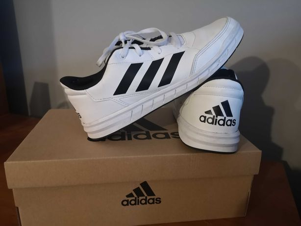 Buty adidas białe