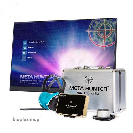 Hunter Meta PRO z rozszerzonym pakietem oprogramowania