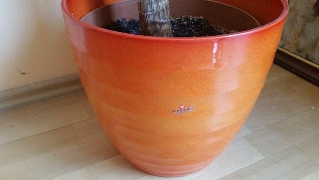 Duża doniczka ceramiczna