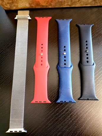 4 braceletes para iWatch 42mm