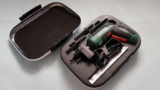 Wkrętarka akumulatorowa