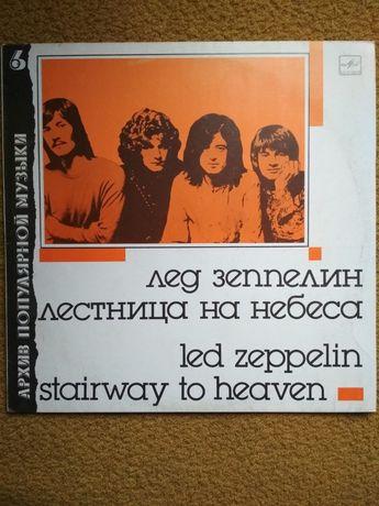 Пластинки Deep Purple Led Zeppelin Rolling stones Creedance