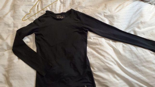 bluzka big star czarna snie calvin klein boss kors prada nike adidas