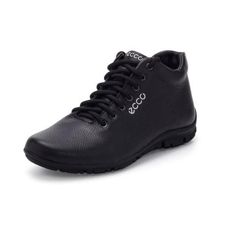 Мужские зимние ботинки(Чоловічі черевики) из натуральной кожи.ECCO