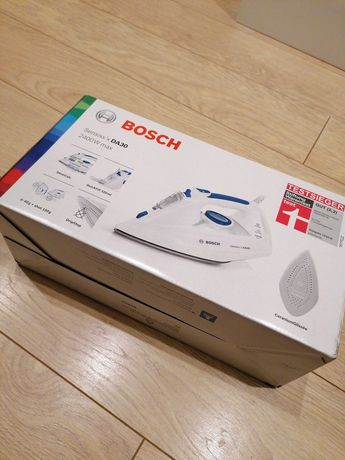NOWE Żelazko Bosch Da30 Sensixx'x 2400W max