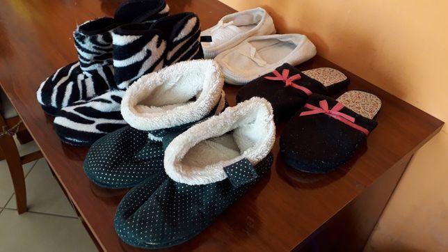 Vários   calçados
