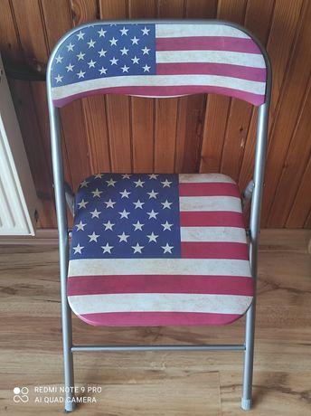 Krzesła USA amerykańskie