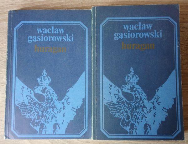 Wacław Gąsiorowski – Huragan [Historia, przygoda, romans]