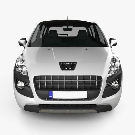 Лобовое стекло Peugeot 3008/5008