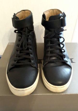Ботинки H&M кожа р.41