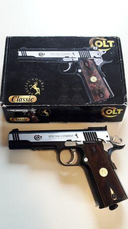 Wiatrówka Colt 1911 special combat