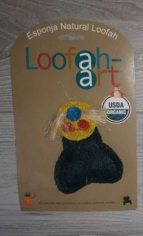 Органичный скребок Loofah-Art ® Loofah Kitchen Scrubber Eco-Friendly