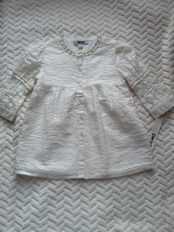 Bluzeczka dziewczęca Dkny