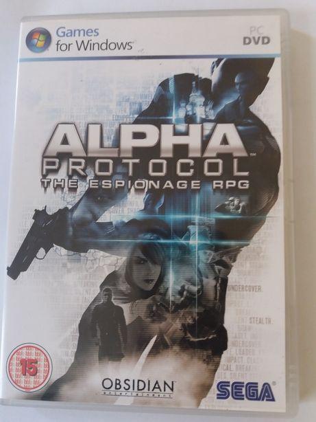 Gra PC Alpha Protocol