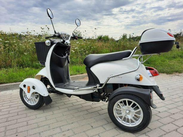 Skuter wózek pojazd inwalidzki elektryczny nowy 2020r. 50km 14km/h